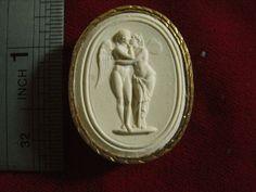 Antique Grand Tour 19thC intaglio cameos James Tassie Medici engraved gems