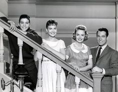 Donna Reed: Shows the typical American Family during the 1950's