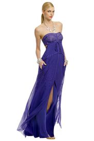 """""""What a Feeling Gown""""    Too bad it doesn't come in a size 2 or smaller right now on this site anyways! :'("""