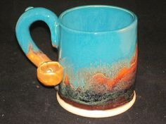 5d5af1265f2 Wake and Bake Southwestern colors mug pipe nacho by OrganicFlame Wake And  Bake, Etsy Business