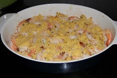 Make 5 Dinners in ONE hour: Baked Shrimp Scampi