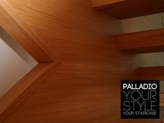 Открытая лестница PALLADIO WOOD DESIGN by Palladio Scale