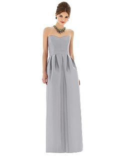 Alfred Sung Style D621 http://www.dessy.com/dresses/bridesmaid/d621/