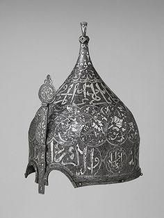 Helmet [Iranian] (50.87) | Heilbrunn Timeline of Art History | The Metropolitan Museum of Art