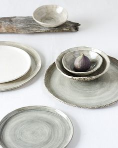 "sara-white: "" The colour and texture of these dishes is absolutely gorgeous. (Photo by Pia Jane Bijkerk) """