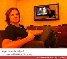 Jared, stop.
