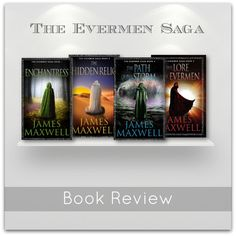 The Evermen Saga by James Maxwell. An epic fantasy saga that is rich in character & world. Mr Maxwell you owe me many nights sleep that I lost reading this. http://novelexperience.info/book-review-the-evermen-saga/