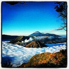 Semeru Mountain Heaven On Earth, Mount Rainier, Mountains, Nature, Travel, Viajes, Naturaleza, Destinations, Traveling