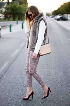 #Houndstooth #Pants   #