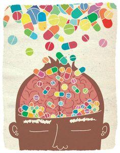 I'm Tired of Epilepsy Pharmacy Student, Pharmacy School, Dragon's Teeth, Pill Bottles, Happy Pills, Arte Horror, Art Sketchbook, Just In Case, Drugs