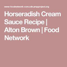 Horseradish Cream Sa