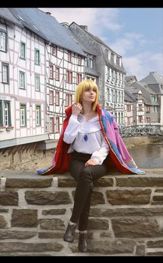 Howl's Moving Castle #cosplay by *Green-Makakas