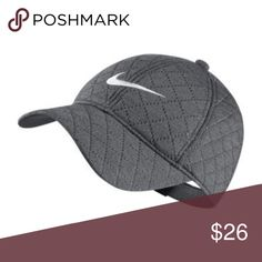 a359c8f15d8 The Nike Heritage 86 Quilted Women s Adjustable Golf. ultra lightweight  two-way stretch fabric for a comfortable fit. Bundle and save Nike  Accessories Hats