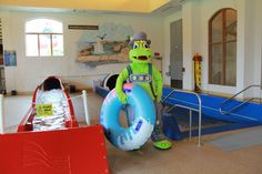 Willy the Dragon is waiting for you to have some fun in the Family Fun Center of the Bavarian Inn Lodge Frankenmuth Bavarian Inn, Wedding Ceremony, Reception, Have Some Fun, Event Planning, Toy Chest, Waiting, Dragon, Home Decor