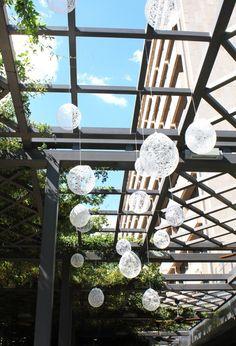 Cómo hacer esferas decorativas