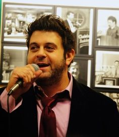Man v food adam richman spills the beans food beans and meat adam richman from man v food i have a crush forumfinder Images