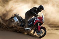 Honda vai lançar a Africa Twin Adventure Sports Concept - Duas Rodas - Notícias, Testes, Vídeos e Lançamentos de Motos