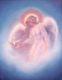 Peace Angel by Jack Shalatain