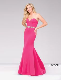 While we can't help you find your dream date, WhatchamaCallit Boutique has your dream dress. Check out Jovani Style 34010 today