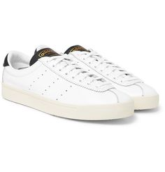 new product 3d4e1 de968 ADIDAS ORIGINALS LACOMBE LEATHER SNEAKERS - WHITE. adidasoriginals shoes