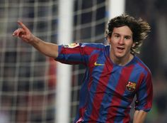 Messi moved to FC Barcelona in 2001 after they agreed to pay for his treatment