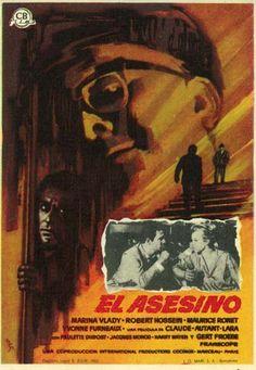 "El asesino (1963) ""Le meurtrier"" de Claude Autant-Lara - tt0057303"