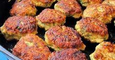 Nyomtasd ki a receptet egy kattintással Zucchini Burger, Low Carb Recipes, Healthy Recipes, Organic Recipes, Ethnic Recipes, Hungarian Recipes, Rabbit Food, Paleo Whole 30, Healthy Sweets