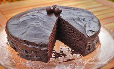 Csokitorta, ami nem száraz! recept Cooking, Cake, Food, Cucina, Pie Cake, Pie, Kochen, Cakes, Essen