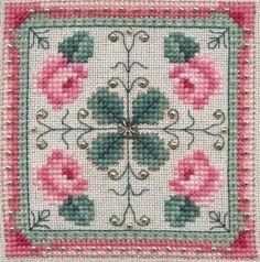 Martinas Roses free pattern