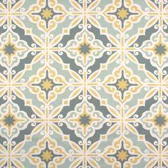 Premier Prints Harford Saffron Macon Fabric