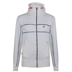 Flake Track Suit Jacket Description: This casual Le Breve Flake Track Suit Jacket  features a central zip closure, drawstring hood, contrasting trim, two front pockets with zip closure and the brands logo badge to the chest.Size selection: Standard sizingFits true to size, take your normal sizeCut with a regular... http://qualityclothing.me.uk/flake-track-suit-jacket-11/