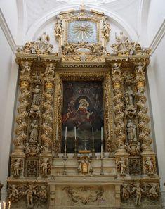 Baroque architecture in Lecce