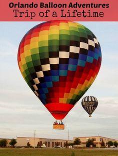 Orlando Balloon Adventures – Trip Of A Lifetime  #orlandoBalloonAdventures #WGEvents #Orlando #OrlandoVacation #Travel #Kissimmee #Florida