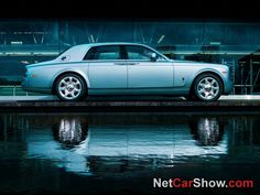 Rolls-Royce 102EX Electric Concept picture # 29 of 80, Side, MY 2011, size: 1024x768