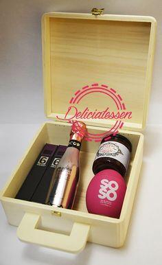 Pack regalo ROSA #deliciatessen  www.deliciatessen.es