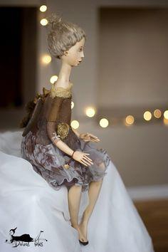 """Daivos lėlės / Art Dolls: """"Kotryna"""" (sold)"""