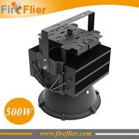 Free Shipping outdoor floodlight 500w led gymnasium lighting high bay fitting 500w
