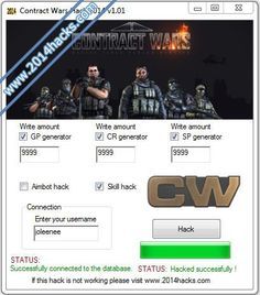 Contract Wars Hack 20141 Contract Wars Hack 2014