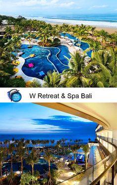 W Retreat & Spa Bali - Seminyak #Hotel #Resort #Bali