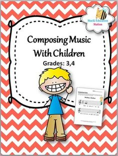 Click now to get your Easy Composing Lessons for your class. Music Sub Plans, Music Lesson Plans, Music Lessons, Music Classroom, Music Teachers, Music Education Activities, Elementary Music, Elementary Education, Music Worksheets
