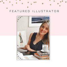 Illustration Boutique Featured Illustrator | Lindsay Lorente