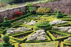 The grounds - which include 200 acres of parkland, a 17th-century parterre, walled rose garden and a rockery with cascade - are justifiably lauded.