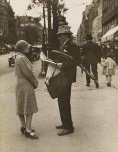 André Kertész - Paris ( 1930s)