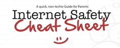 Jen Gordon's Internet Safety Cheat Sheet is now part of Protect Young Eyes! The awesome content from the Cheat Sheet can be found here. Welcome!