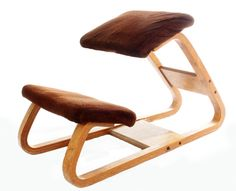 A kneeling chair- there was one of these in that bunch of stuff too! Thought you might be interested in it?
