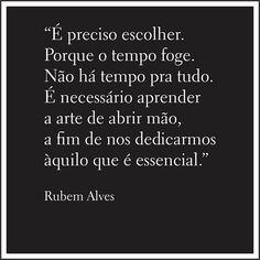 Conversas & Controversas: RUBEM ALVES