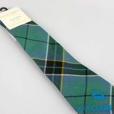 MacAlpine Tartan Tie. Free worldwide shipping available