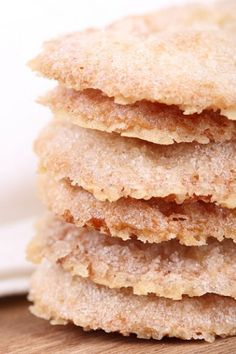 Arnhemse meisjes - I love these cookies, and so did Roald Dahl..