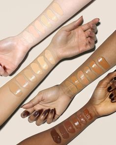 Find your shade? ✅ Ultimate Coverage 24 Hour Foundation comes in 24 full-coverage shades for a lightweight, breathable finish. Shop now at… Foundation Tips, Natural Foundation, Full Coverage Foundation, Cream Concealer, Gray Away, Human Skin Color, Waterproof Concealer, Christian Louboutin, Make Up