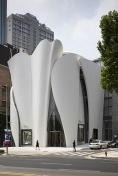 Christian Dior Flagship In Seoul - Picture gallery